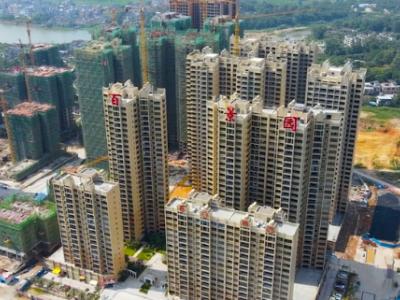 容县百景园2020年8月航拍视频